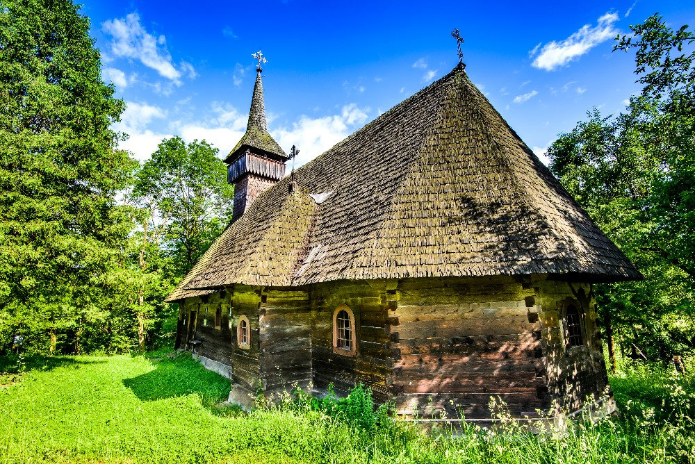 biserica lemn maramures